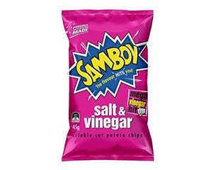 Samboy Salt & Vinegar