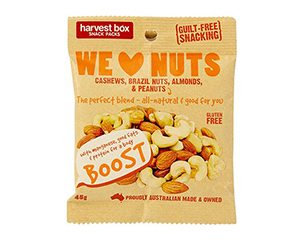Harvest Box We Love Nuts
