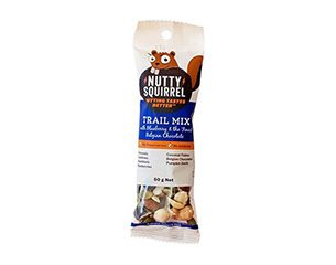 Nutty Squirrel Blueberry Trailmix