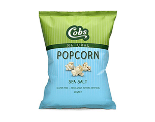 Cobs Popcorn Sea Salt