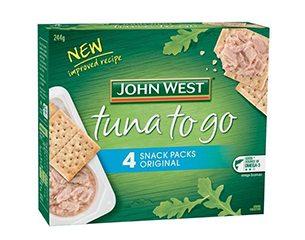 Tuna To Go